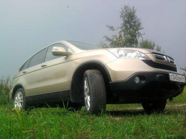 Honda CR-V 2006 отзыв автора | Дата публикации 11.10.2010.