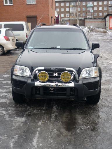 Honda CR-V 1998 отзыв автора | Дата публикации 11.09.2011.