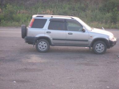 Honda CR-V 1998 отзыв автора | Дата публикации 22.01.2012.