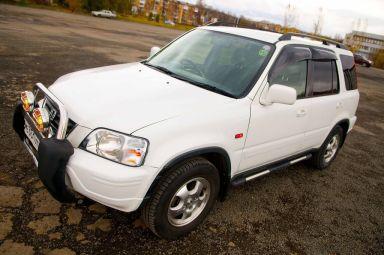 Honda CR-V 1998 отзыв автора | Дата публикации 03.10.2012.