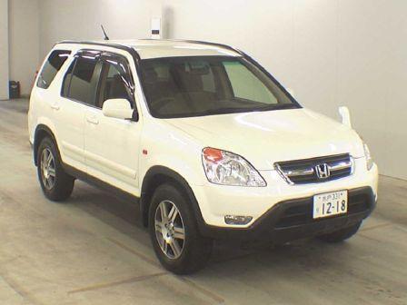 Honda CR-V 2004 - отзыв владельца