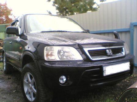 Honda CR-V 1999 - отзыв владельца