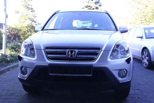 Honda CR-V 2005 - отзыв владельца