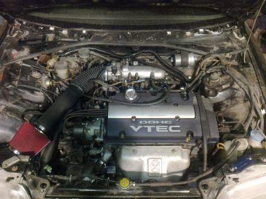Honda CR-X 1991 отзыв автора | Дата публикации 28.09.2011.