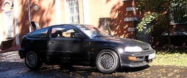 Honda CR-X 1988 отзыв автора | Дата публикации 04.01.2006.