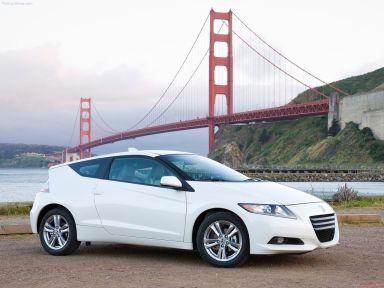 Honda CR-Z 2011 отзыв автора | Дата публикации 27.01.2013.