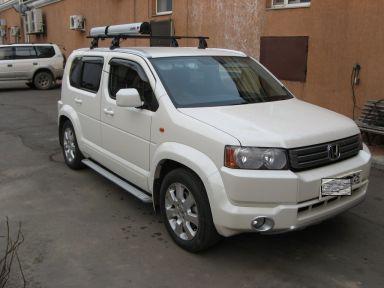 Honda Crossroad 2007 отзыв автора | Дата публикации 19.03.2009.