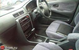 Honda Domani, 1995