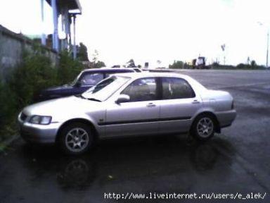 Honda Domani 1993 отзыв автора | Дата публикации 26.03.2007.