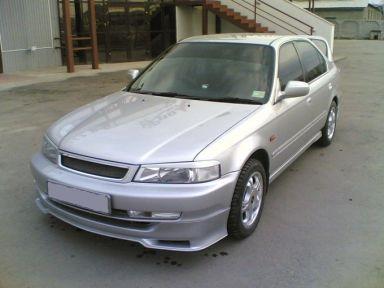 Honda Domani 2000 отзыв автора | Дата публикации 22.04.2007.