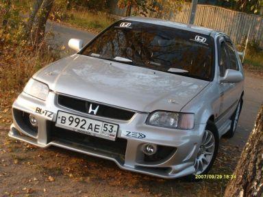 Honda Domani 1993 отзыв автора | Дата публикации 13.02.2008.