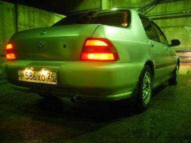 Honda Domani, 1993