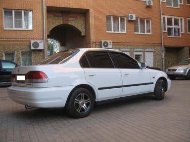 Honda Domani 1998 отзыв автора | Дата публикации 05.01.2009.