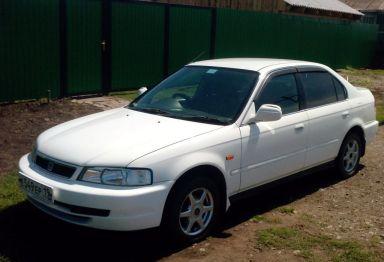 Honda Domani 2000 отзыв автора | Дата публикации 06.06.2012.