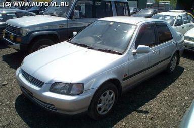 Honda Domani 1993 отзыв автора | Дата публикации 22.10.2005.