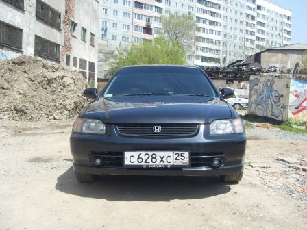 Honda Domani 1996 - отзыв владельца
