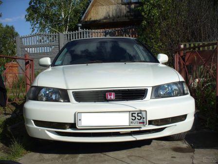 Honda Domani 1999 - отзыв владельца
