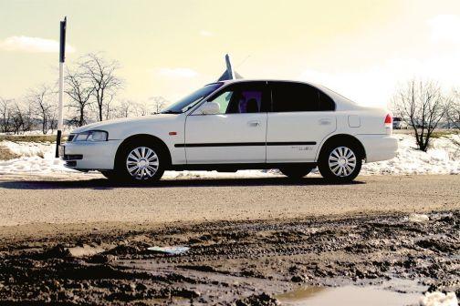 Honda Domani 1998 - отзыв владельца