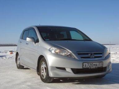 Honda Edix, 2004