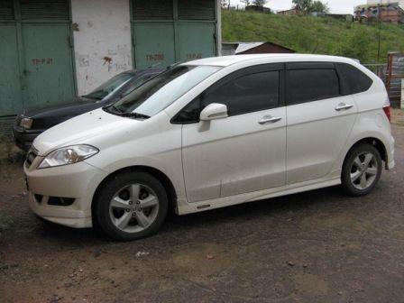 Honda Edix 2005 - отзыв владельца