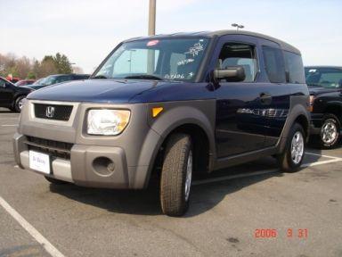 Honda Element, 2003