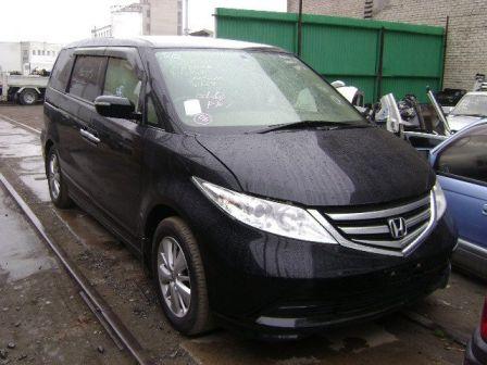 Honda Elysion 2007 - отзыв владельца