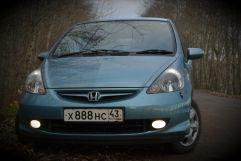 Honda Fit, 2006