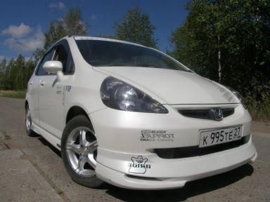 Honda Fit, 2001