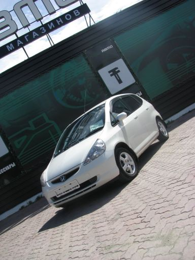 Honda Fit 2003 отзыв автора | Дата публикации 31.08.2011.