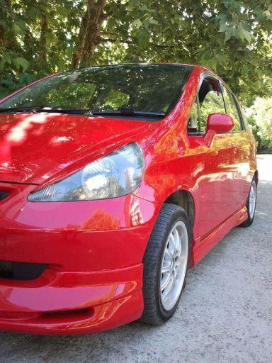 Honda Fit 2001 отзыв автора | Дата публикации 02.11.2011.