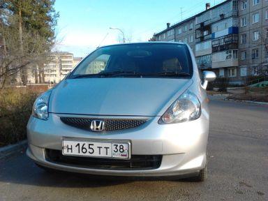 Honda Fit, 2005