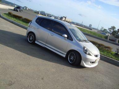 Honda Fit 2001 отзыв автора | Дата публикации 07.12.2011.