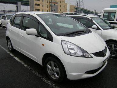 Honda Fit 2008 отзыв автора   Дата публикации 16.05.2012.