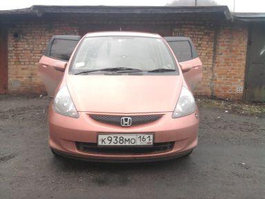 Honda Fit, 2004
