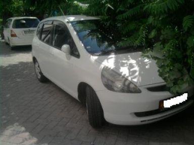 Honda Fit 2001 отзыв автора | Дата публикации 30.07.2012.