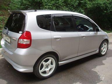 Honda Fit 2001 отзыв автора | Дата публикации 21.08.2012.