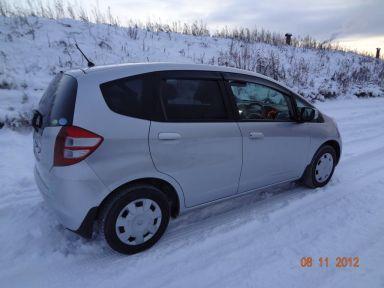 Honda Fit, 2009