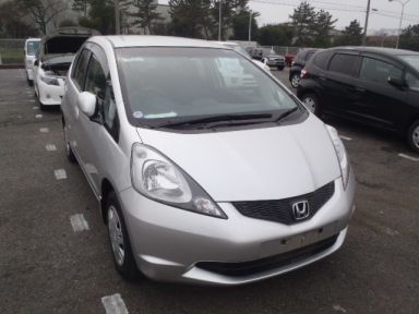 Honda Fit 2009 отзыв автора | Дата публикации 10.05.2013.