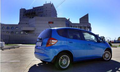Honda Fit 2008 отзыв автора   Дата публикации 28.05.2013.