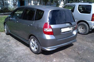 Honda Fit 2003 отзыв автора | Дата публикации 02.06.2013.