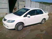 Honda Fit Aria, 2007