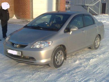 Honda Fit Aria 2002 отзыв автора | Дата публикации 14.03.2010.