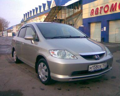 Honda Fit Aria 2003 отзыв автора | Дата публикации 18.04.2010.
