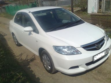Honda Fit Aria, 2008
