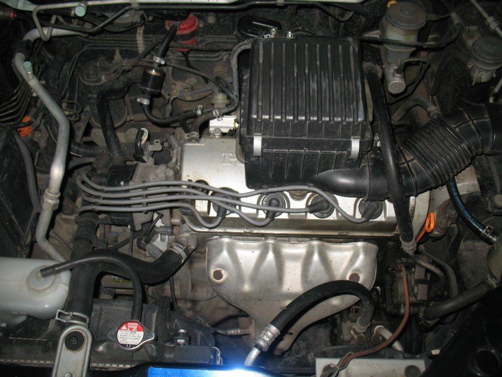 инструкция по ремонту хонда хрв