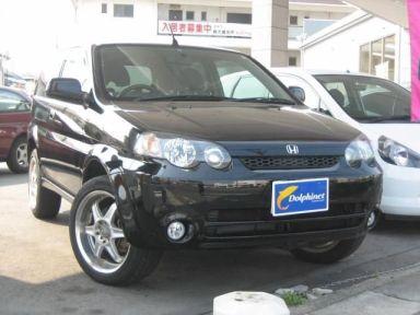 Honda HR-V, 2002