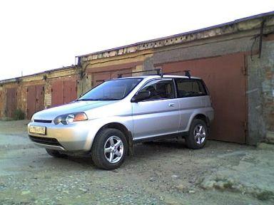 Honda HR-V 1998 отзыв автора | Дата публикации 02.02.2009.