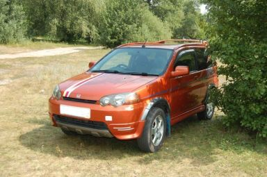 Honda HR-V 1998 отзыв автора | Дата публикации 09.09.2009.