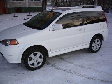 Honda HR-V 1998 отзыв автора | Дата публикации 16.01.2011.