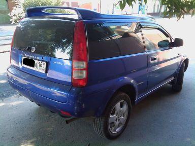 Honda HR-V, 1999